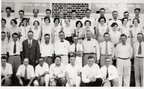 Main office staff of Humble Oil, 2 of 2, August 17, 19311