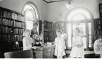 Goose Creek Library - The Reading Room again, 1920s