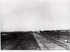 First railroad track at Baytown Refinery, circa 1919