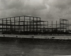Ross S. Sterling High School under construction, 1966