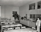 Lee College library, open house, October 1951