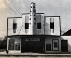 Alamo Movie Theater in Pelly