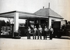 Unidentified Service Station