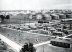 Humble Oil & Refining Company, Mexican and black housing section circa 1927