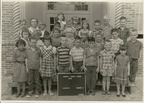 Anson Jones second grade, 1958-59