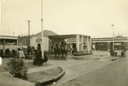 Humble service station, circa 1930s