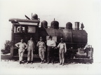 Humle Oil Locomotive, circa 1930s