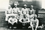 Baytown's first baseball team, 1920