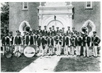 Humble Oil & Refining Company marching band, circa 1930