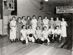 Women's Bowling Club, 1936
