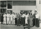 Staff of Lingo Oldsmobile dealership.