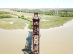 Cedar Bayou Vertical Lift Bridge, 2018
